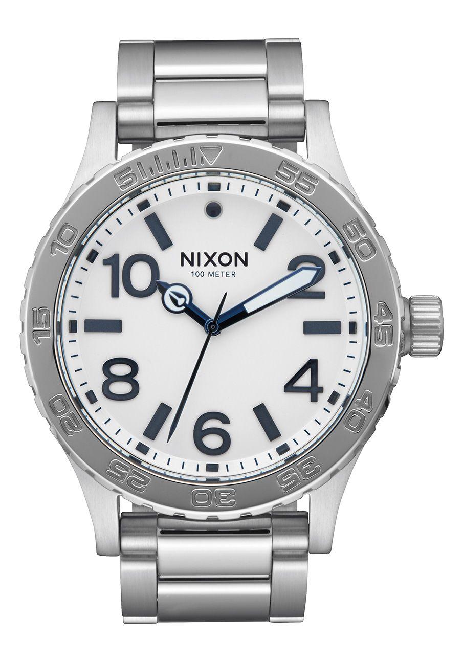 Nixon The 46 White Sunray