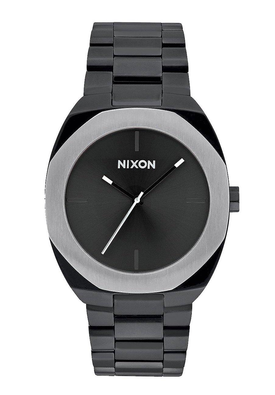 nixon the catalyst black silver a918180 nur 119 00. Black Bedroom Furniture Sets. Home Design Ideas