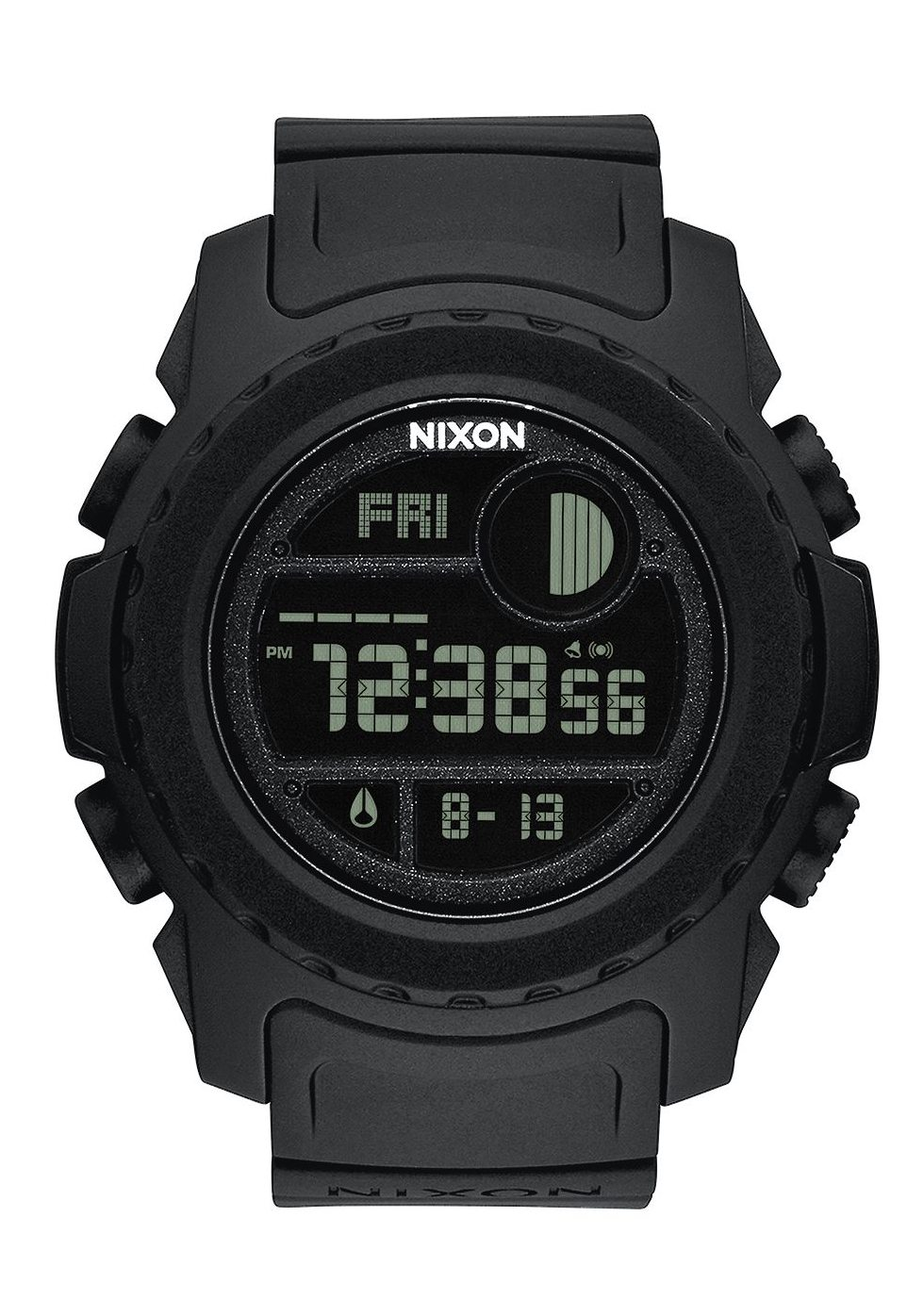 Nixon The Super Unit All Black