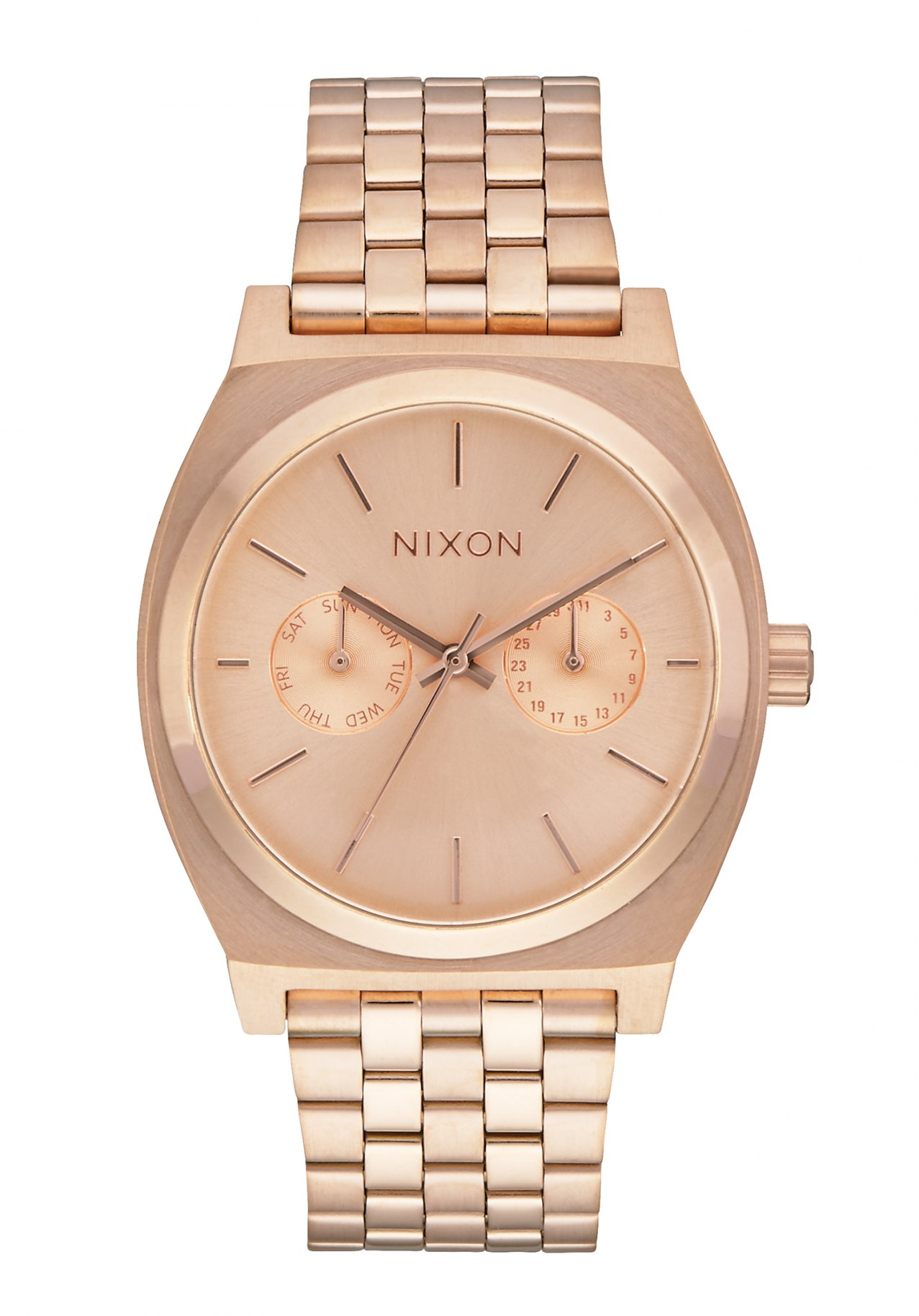 Nixon The Time Teller Deluxe All Rose Gold
