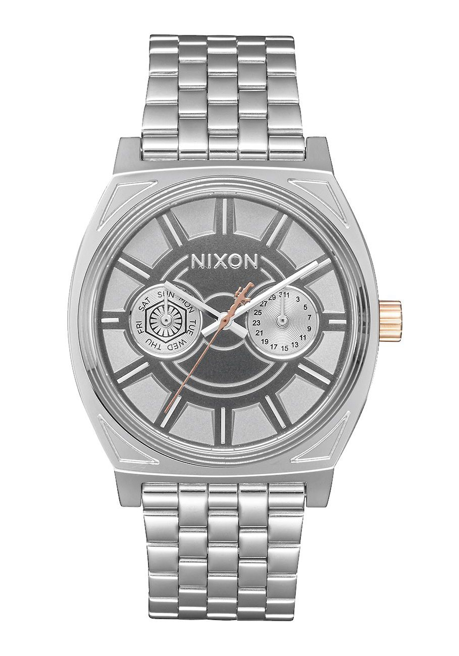 Nixon The Time Teller Deluxe Star Wars Phasma Silver