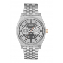 STAR WARS | Nixon The Time Teller Deluxe Star Wars Phasma Silver
