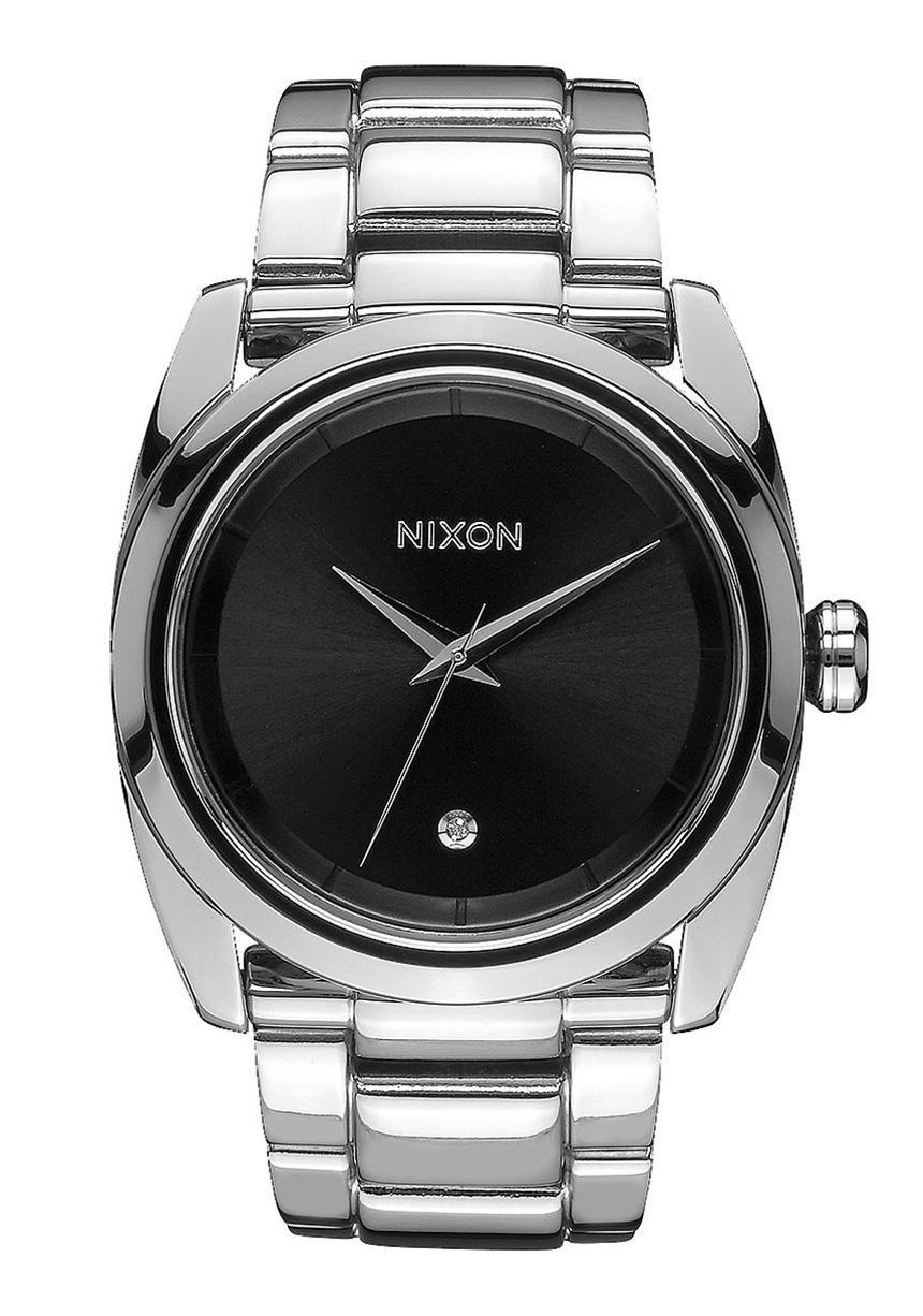 nixon the queenpin black damenuhr a935000 nur 119 00. Black Bedroom Furniture Sets. Home Design Ideas