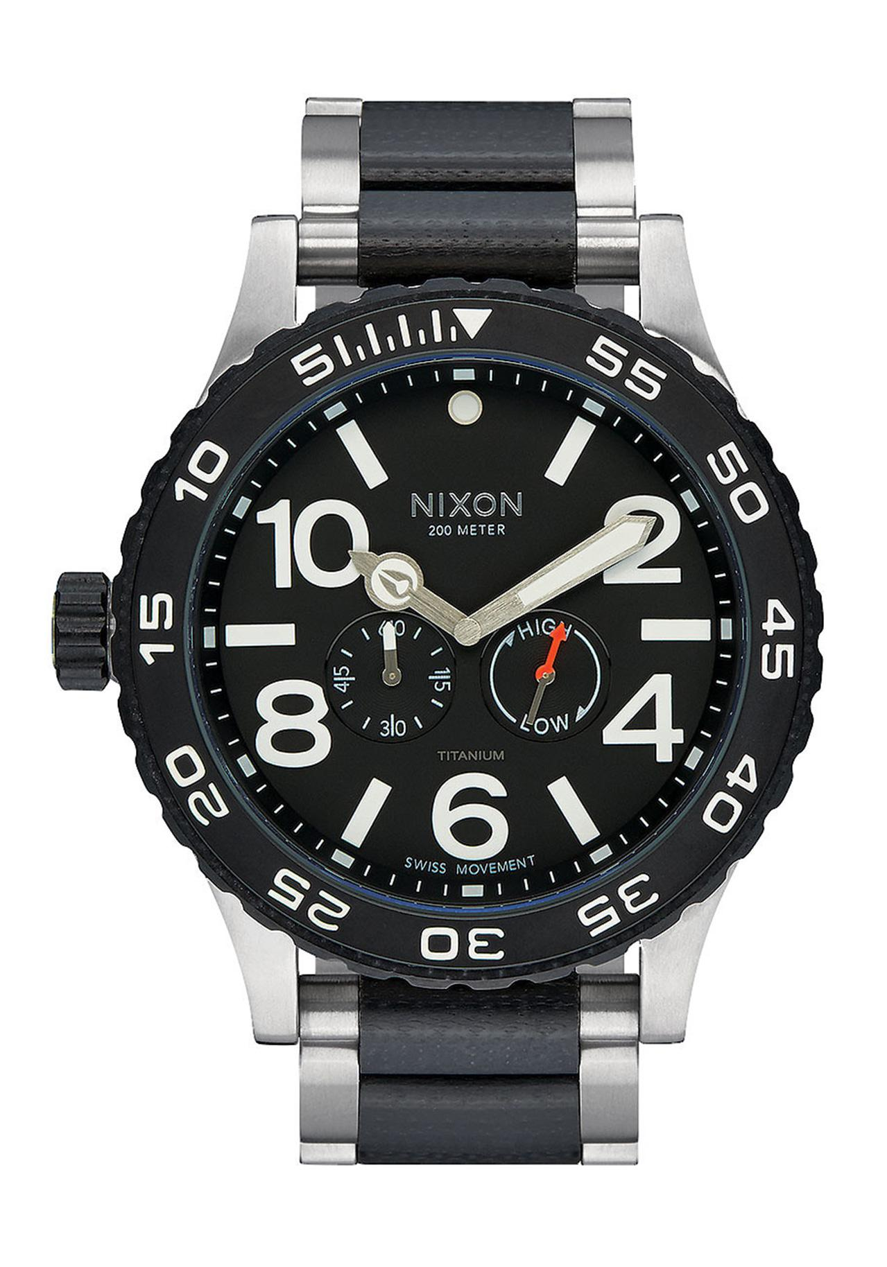 Nixon The Moon Raider Titanium / G10