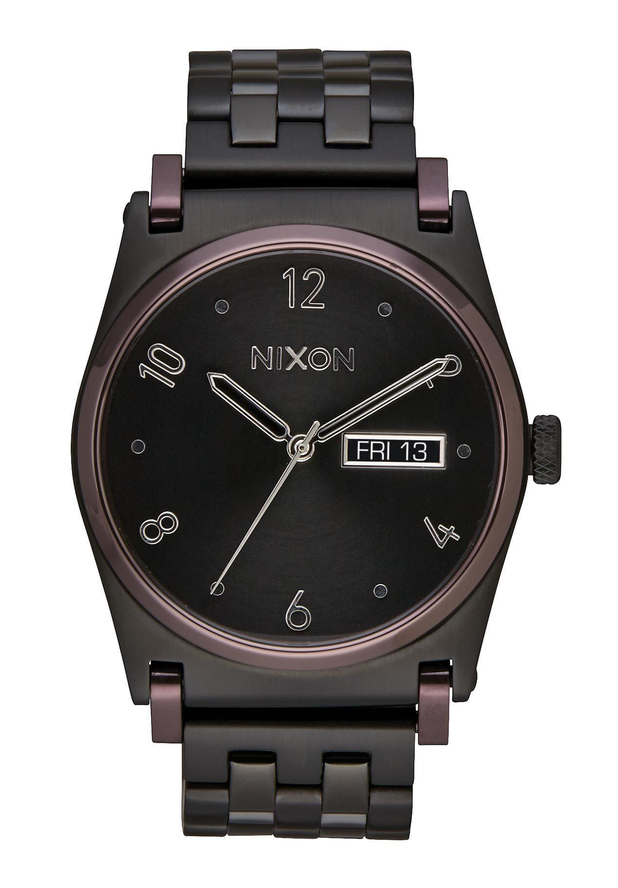 Nixon The Jane Black / Plum