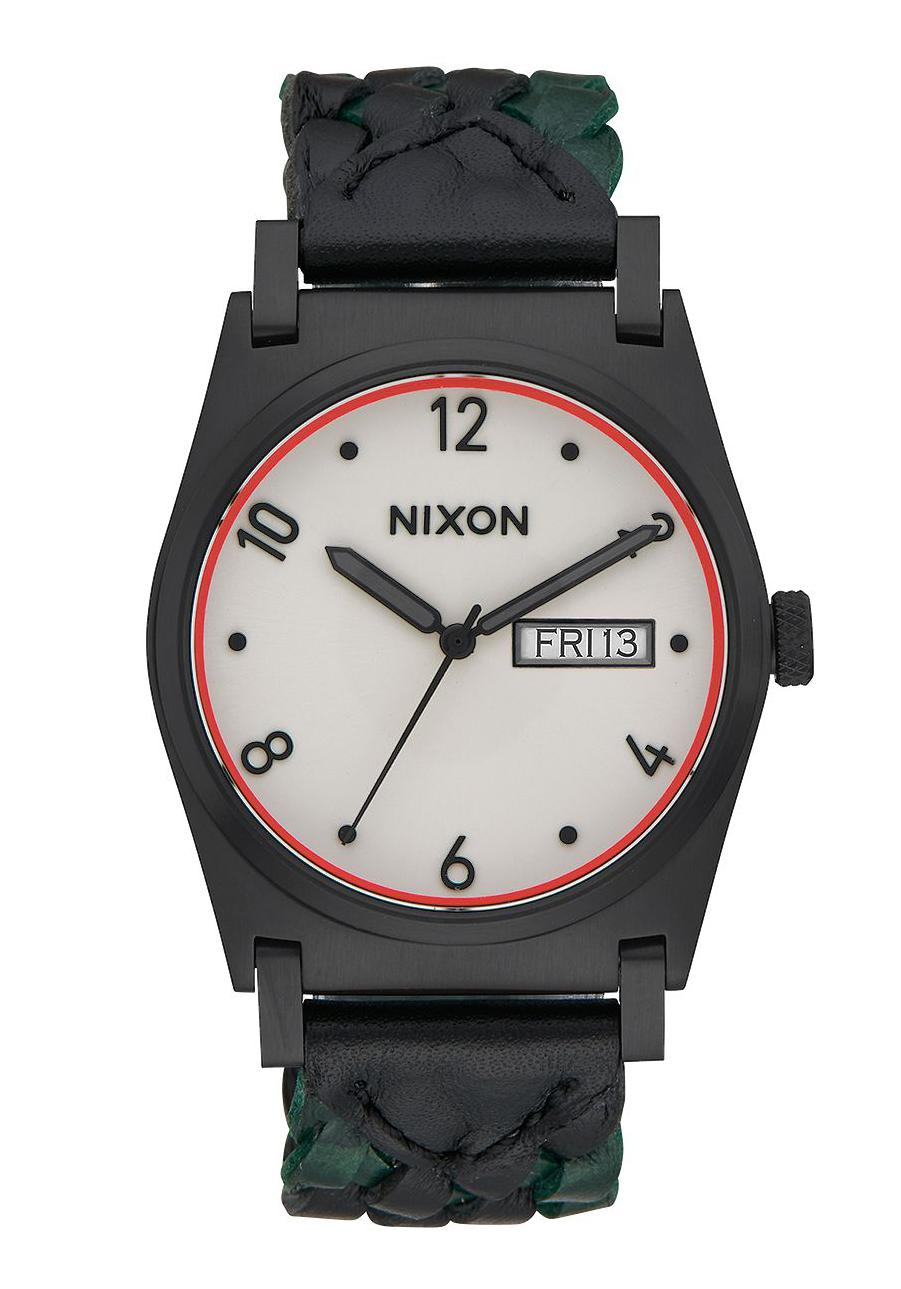 Nixon The Jane Leather Black / Forest