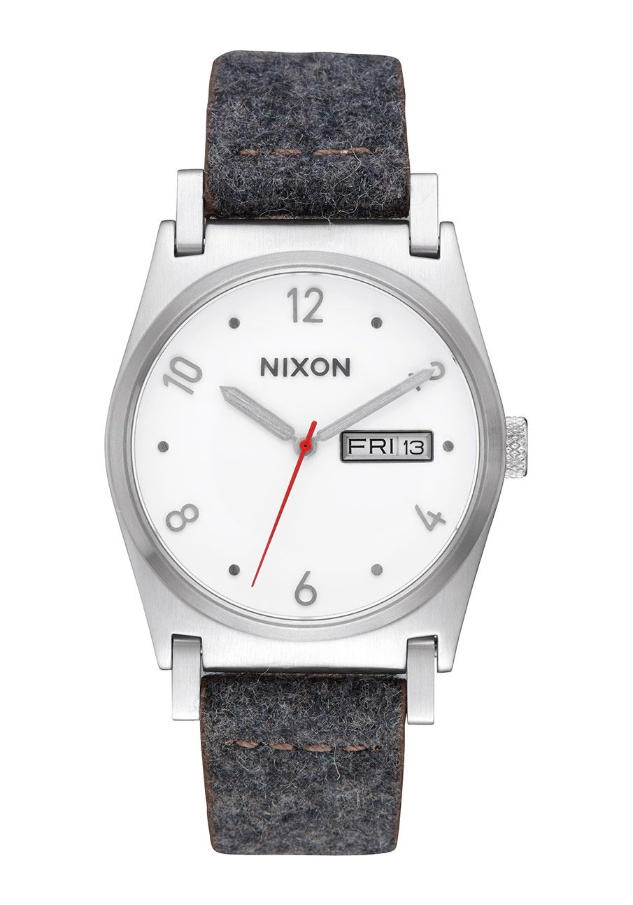 Nixon The Jane Leather Gray / Tan
