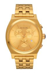 Nixon The Time Teller Chrono All Gold H (A972502)