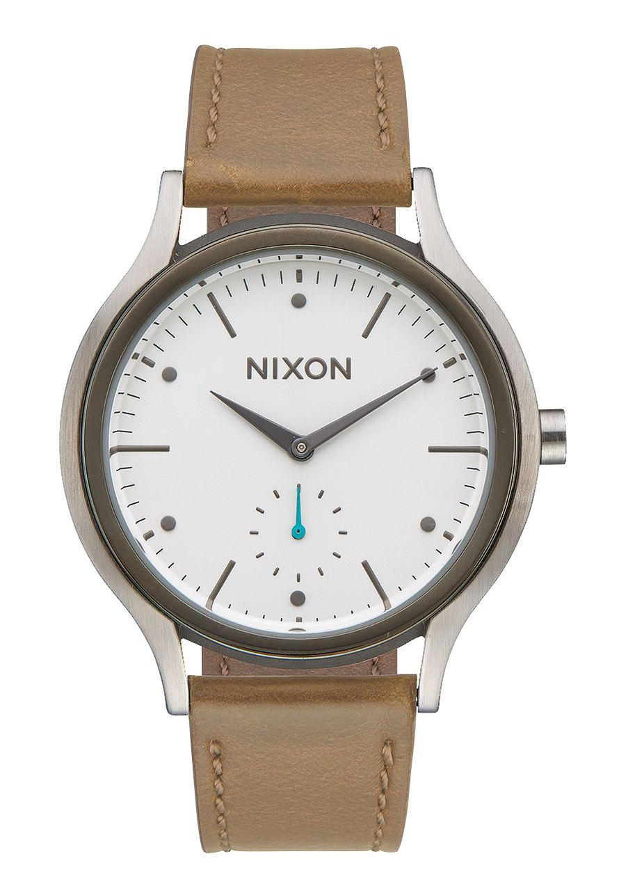 Nixon The Sala Leather White / Tan