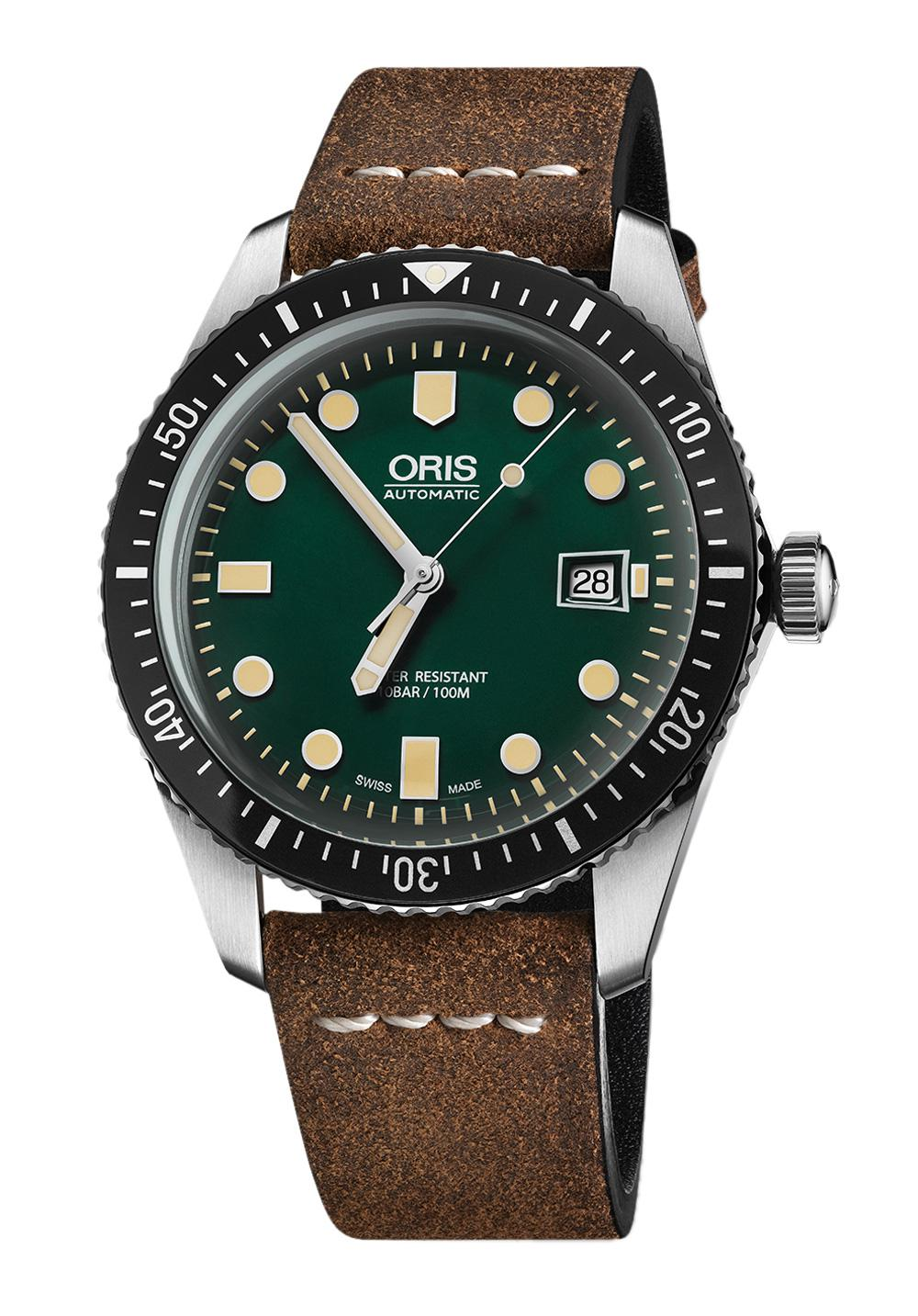 Oris Diving Sixty-Five Herrenuhr