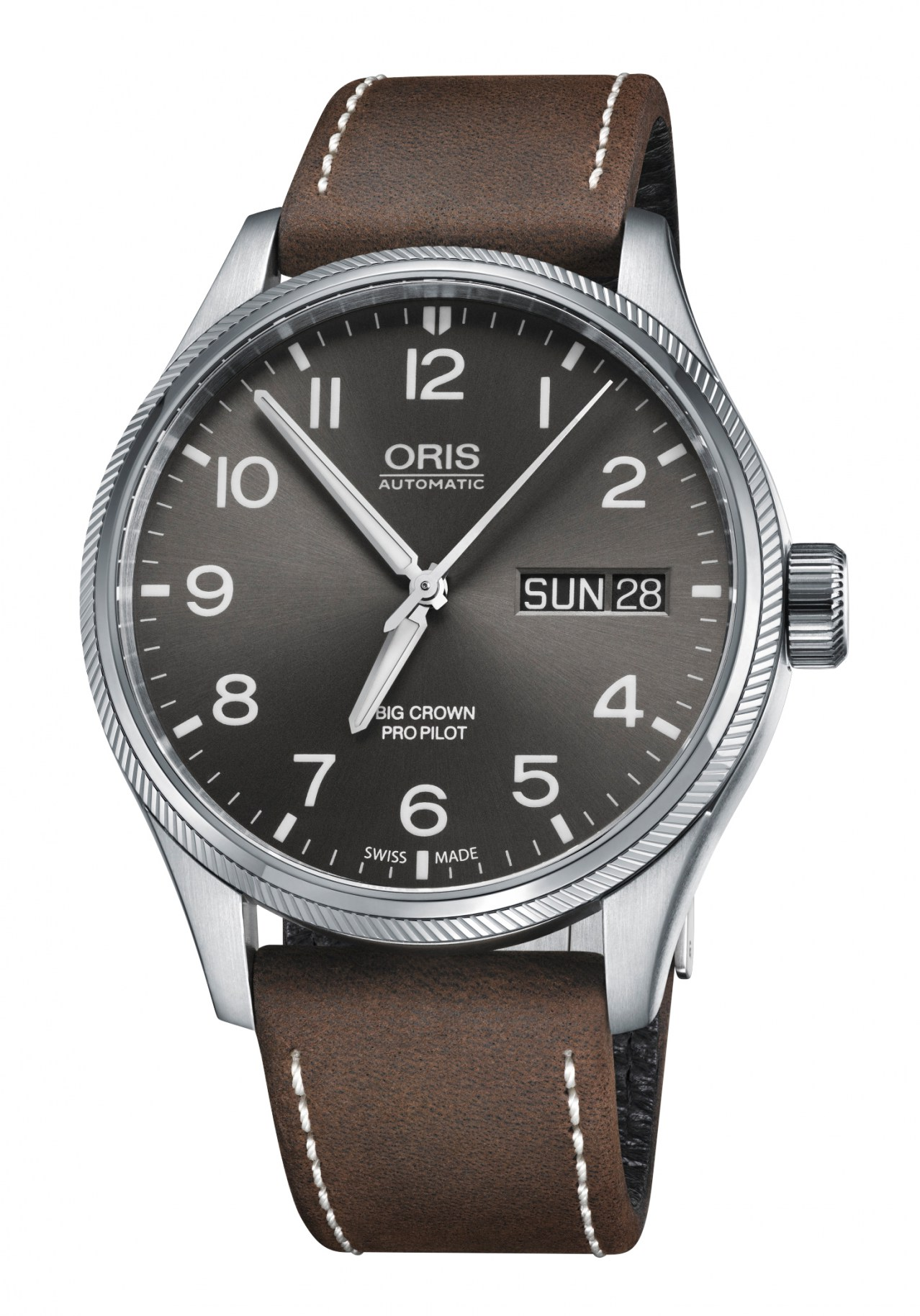 Oris Aviation Big Crown Pro Pilot Day Date Herrenuhr