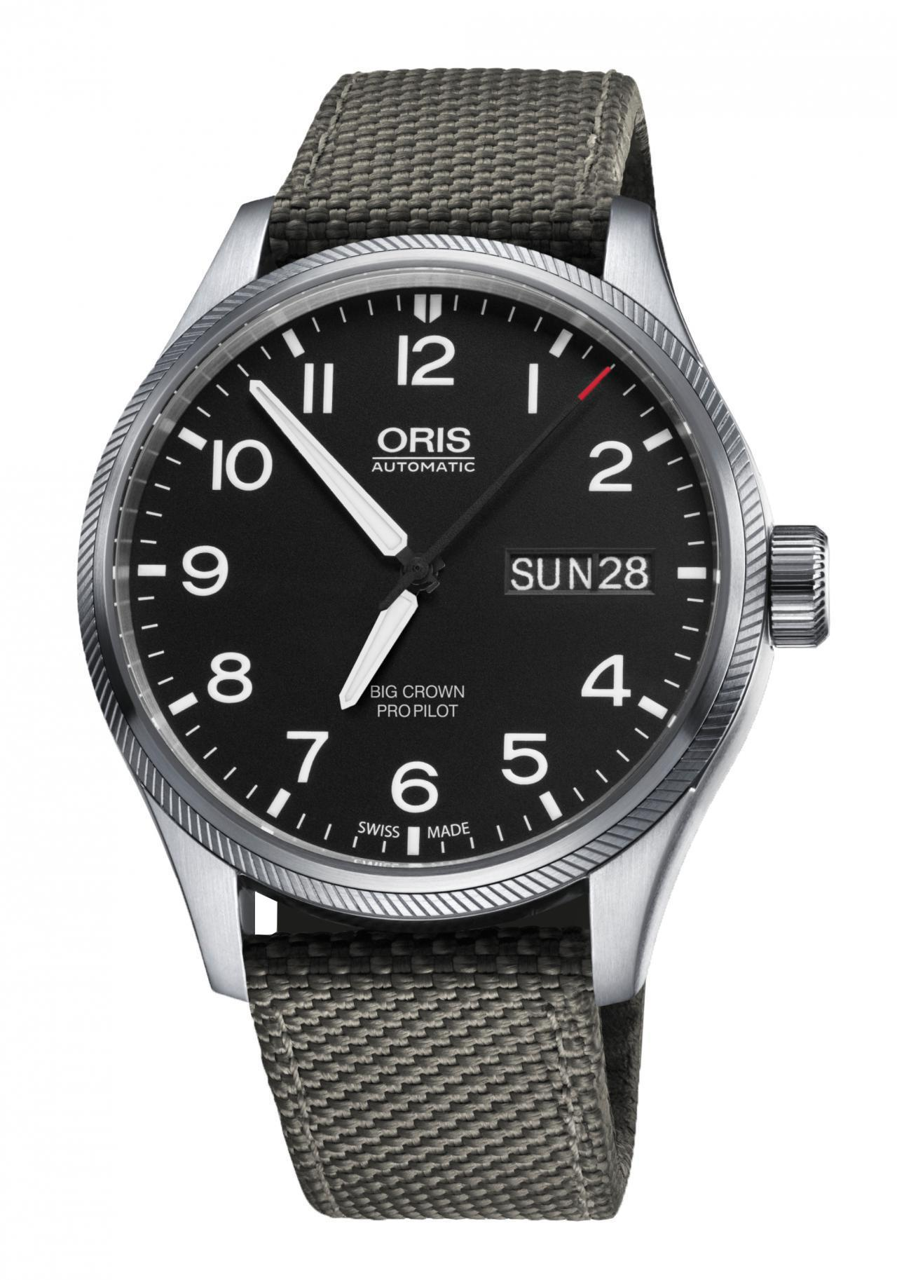 Oris Herrenuhr Big Crown Pro Pilot Day Date