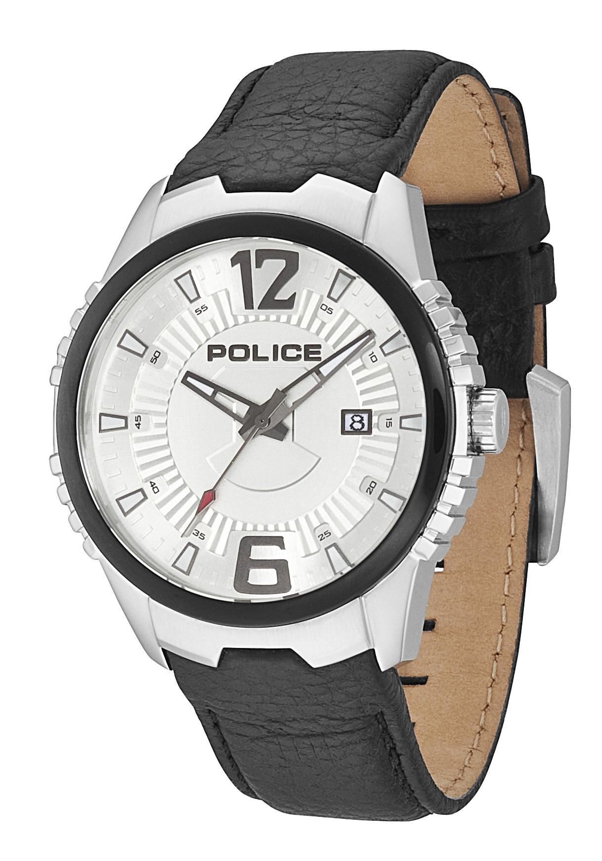 Police Vice Herrenuhr