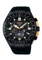 Seiko Astron GPS Solaruhr Dual Time Novak Djokovic Limited Edition