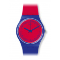 Swatch Blue Loop Armbanduhr