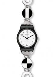 Swatch Blackiniere Damenuhr (LB185G)