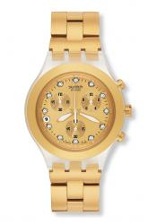 Diaphane Full-Blooded Gold Chronograph (SVCK4032G)