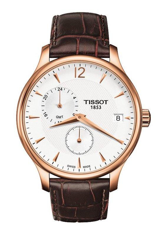 Herrenuhr Tradition GMT (T063.639.36.037.00)