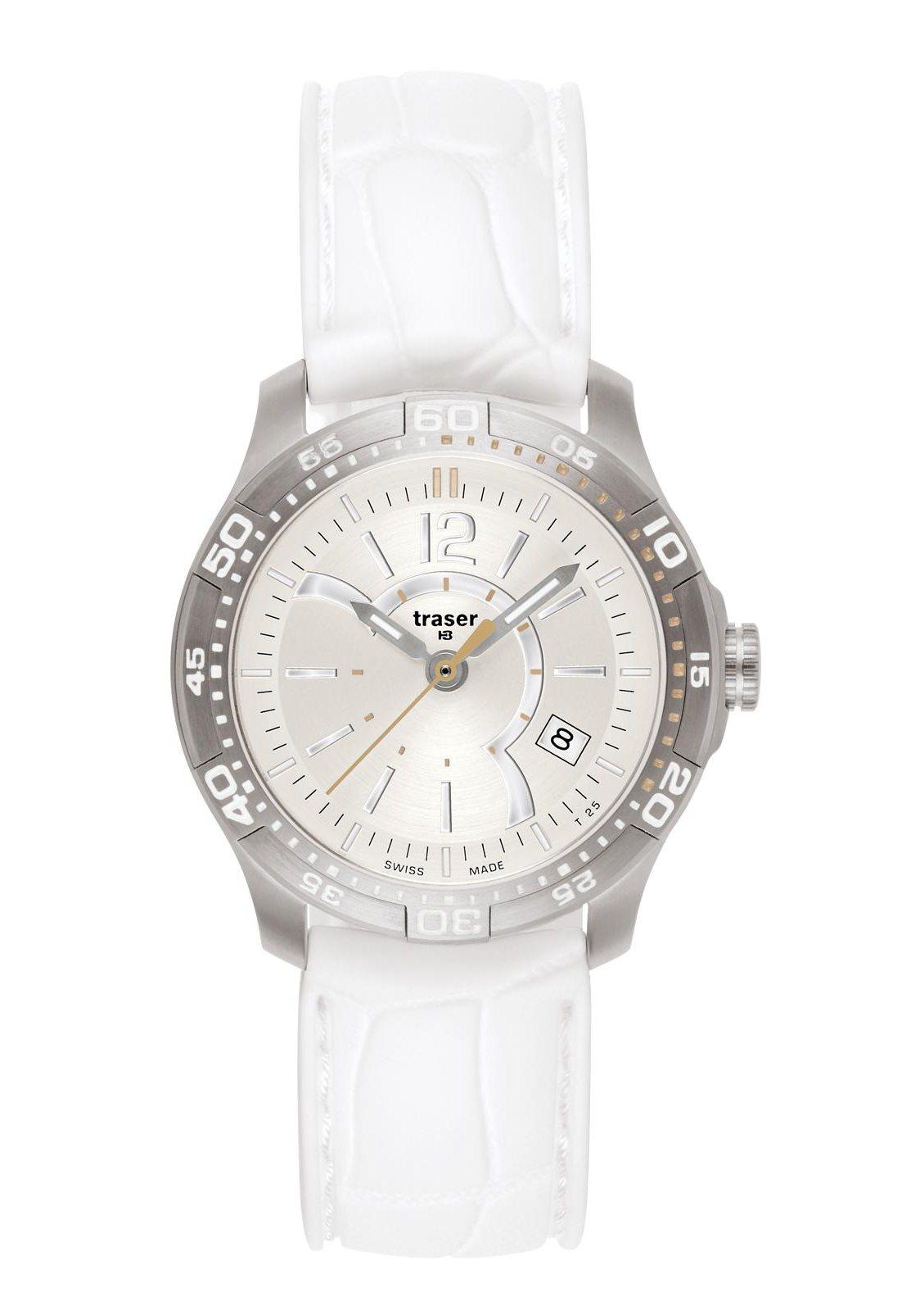 Ladytime Silver - Silikon weiß (100341)