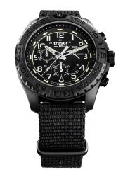 Traser P96 Outdoor Pioneer Evolution Chrono Black (108680)